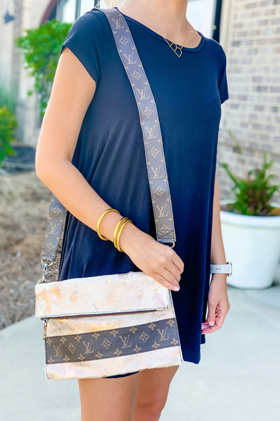 LOUIS VUITTON ROSE GOLD DAY TRIP CROSSBODY