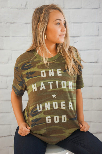 ONE NATION TEE