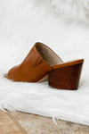 ROJAS PEEP TOE MULE BY ABLE