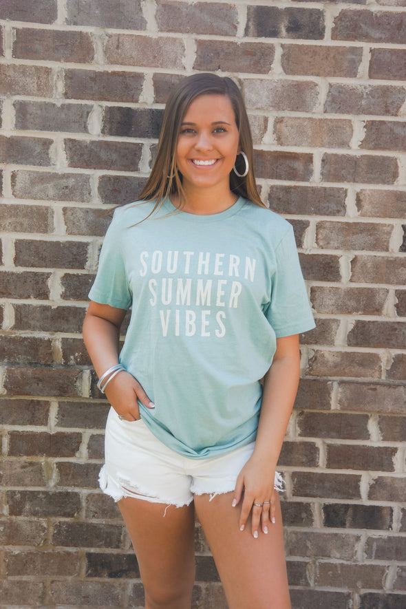 SOUTHERN SUMMER VIBES TEE