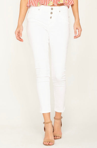 SWEET LIFE HIGH RISE SKINNY JEANS