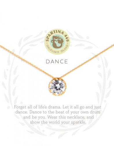 DANCE SEA LA VIE NECKLACE