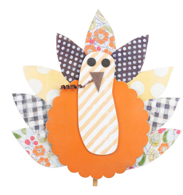 TURKEY WELCOME BOARD TOPPER