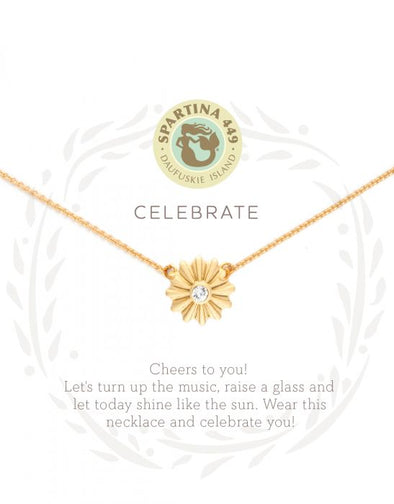 CELEBRATE SEA LA VIE NECKLACE