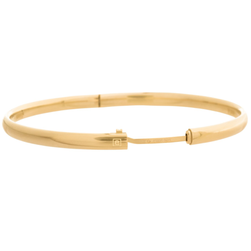 CHERISH BANGLE BRACELET, SMALL