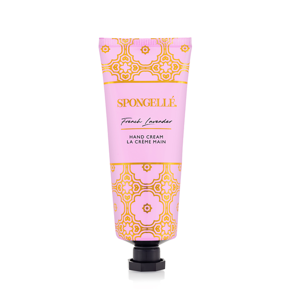 FRENCH LAVENDER SPONGELLE HAND CREAM