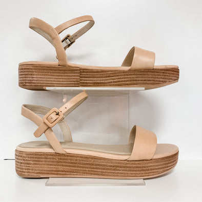 LARISSA PLATFORM SANDAL BY ABLE