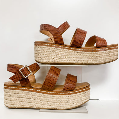 ZINGER LIZARD WEDGE BY CHINESE LAUNDRY