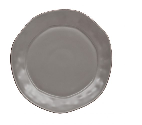 CANTARIA DINNER PLATE CHARCOAL