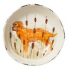 WILDLIFE GOLDEN RETRIEVER PASTA BOWL
