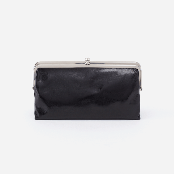 LAUREN WALLET - BLACK