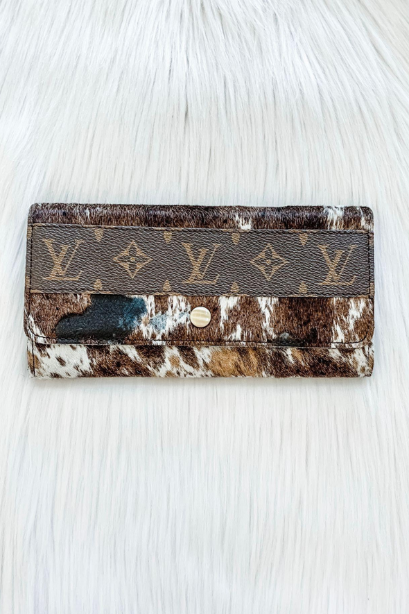 LOUIS VUITTON CALICO CITY WALLET