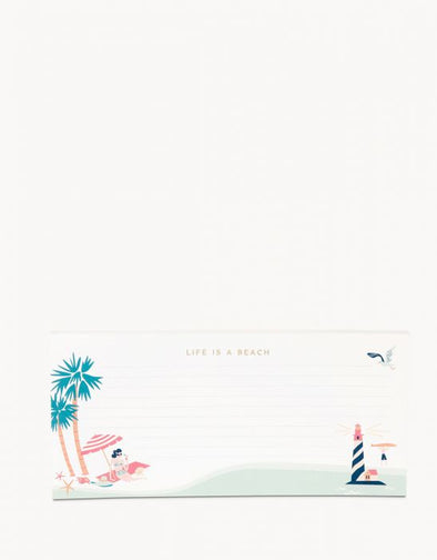 LIST PAD BEACH 8X4