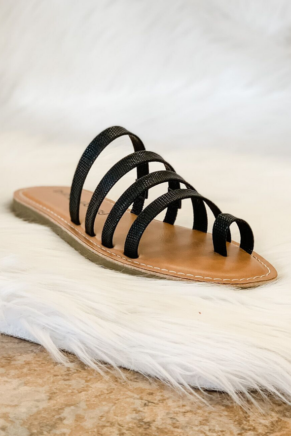 EKIA METALLIC SANDAL BY DIRTY LAUNDRY