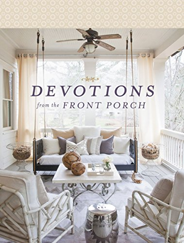 BOOK DEVOTIONS FROM THE FRONT PORCH