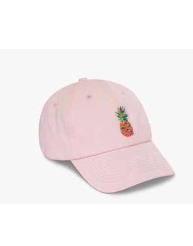 SPARTINA HAT, PINEAPPLE