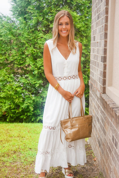 IN THE DETAILS MAXI DRESS
