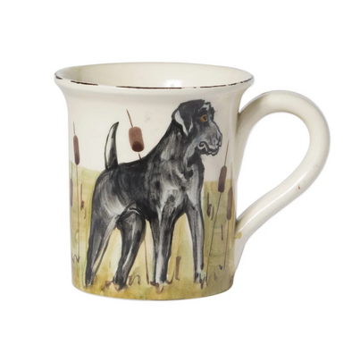 WILDLIFE BLACK LAB MUG