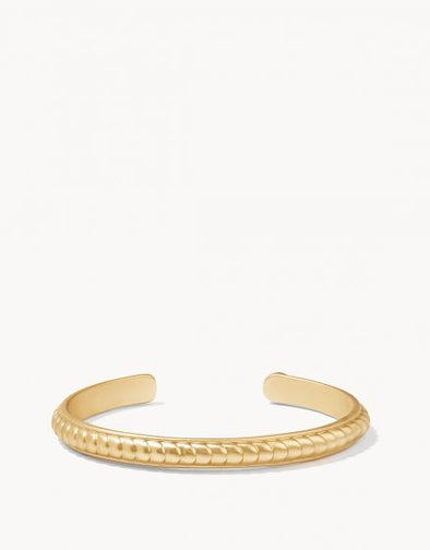 NAIA BITTY CUFF GOLD