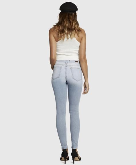 BEYOND THE PAIL SKINNY JEANS