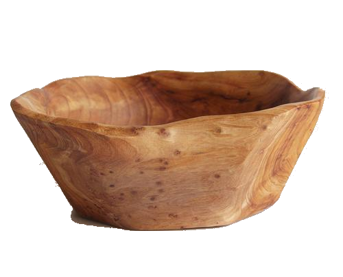 SMALL/MEDIUM WOODEN BOWL