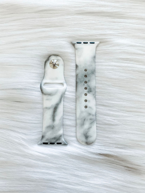 38MM MARBLE WATCH BAND