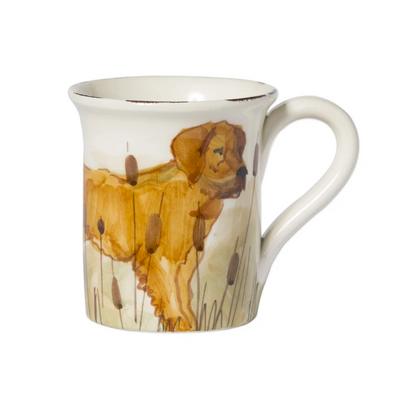 WILDLIFE GOLDEN RETRIEVER MUG