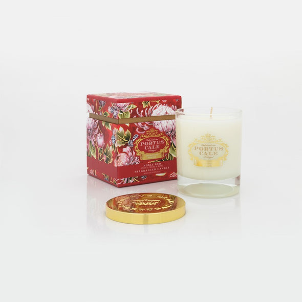 PORTUS CALE NOBLE RED CANDLES