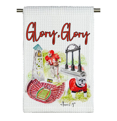 UGA TEA TOWEL