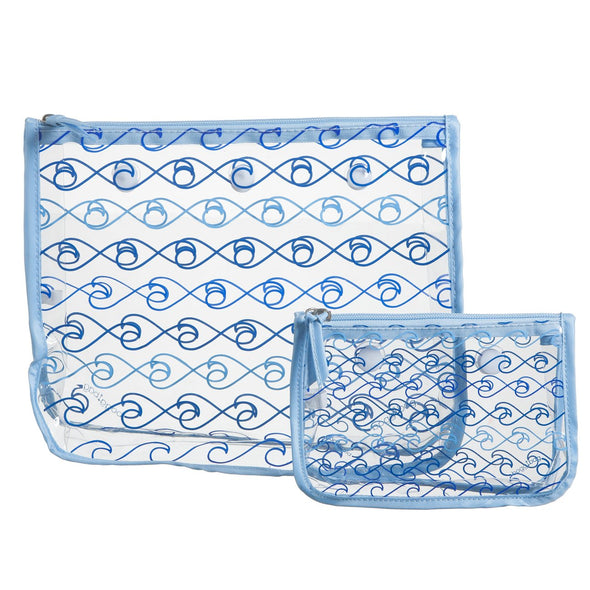 BLUE WAVES BOGG INSERT BAGS