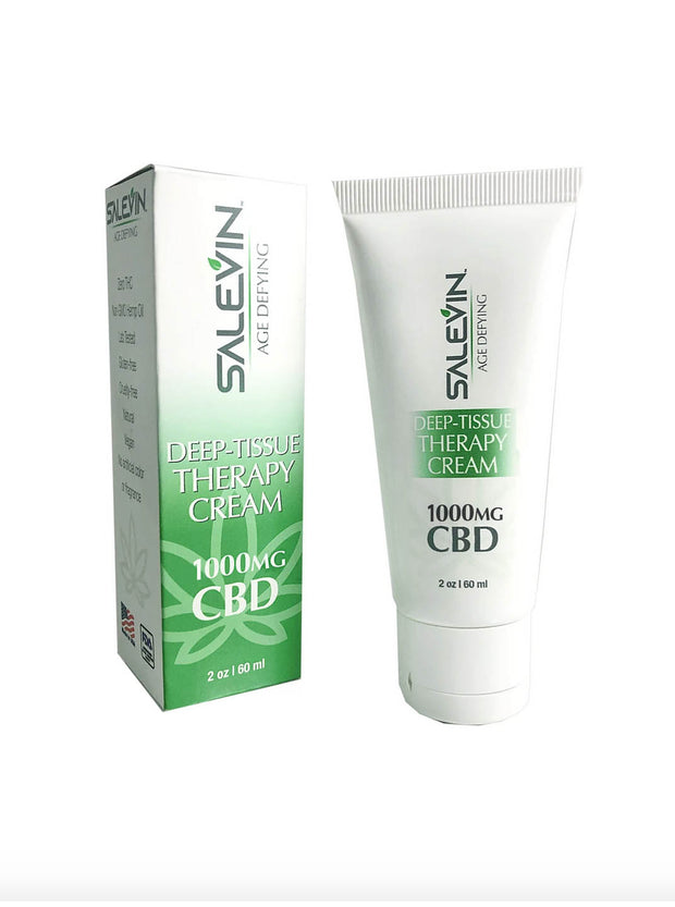 1000mg Deep Tissue Therapy Cream (2oz)
