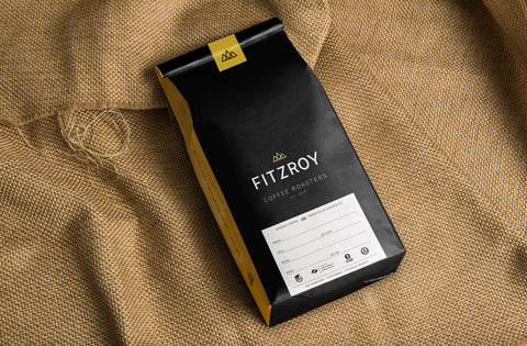fitzroy coffee bag