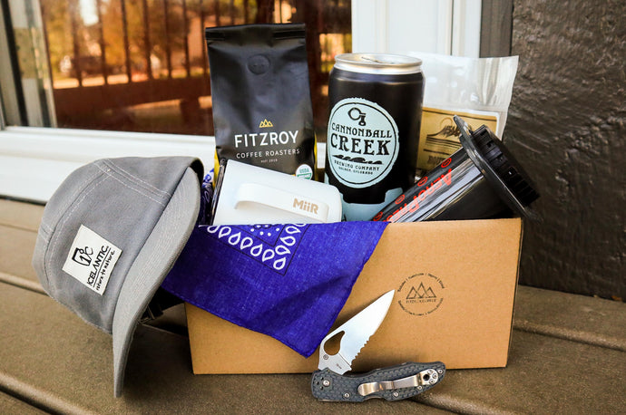 The Most Colorado Dad Father's Day Gift Set