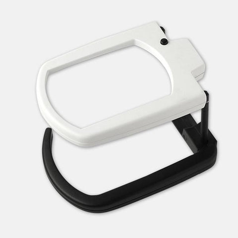 Hands Free Magnifier with Light, 2.5x - ShopFancii.com