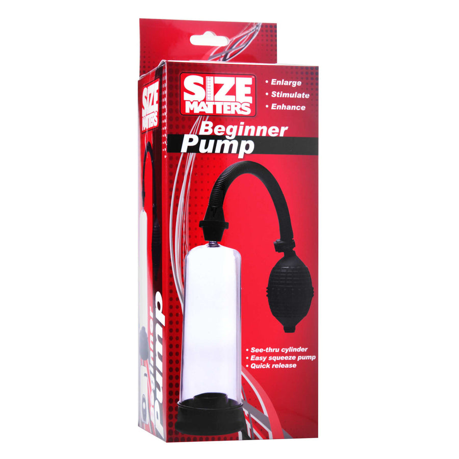 Size Matters Beginner Pump