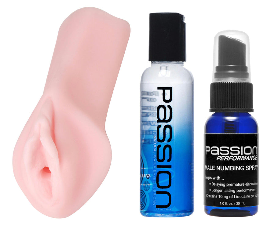 Go All Night Tight Pussy Stamina Training Kit