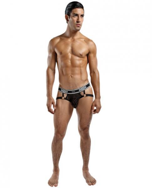 Jockstrap Ring Black L-XL