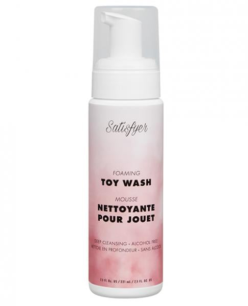 Satisfyer Women Foaming Toy Wash 7.5oz