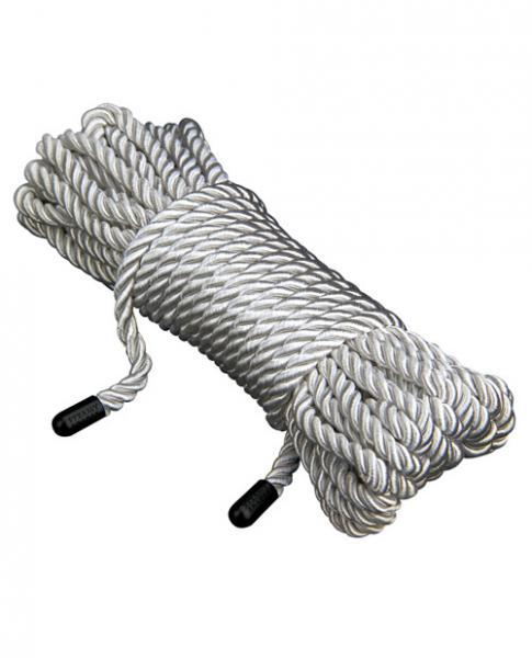 Steamy Shades Rope Silver 10m
