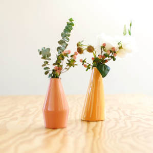 notNeutral -LINO Vases, Shades of Peach