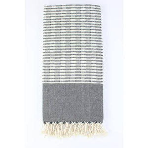 Turkish Linen & Towels-Premium Handmade Peshtemal Beach Towel