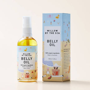 Willow by the Sea-ORGANIC BELLY OIL
