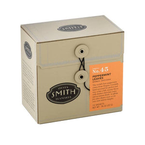 Smith Teamaker-Oregon Peppermint Leaves Herbal Infusion