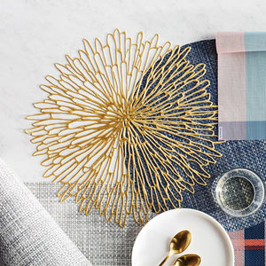 Chilewich Placemats -Bloom Round