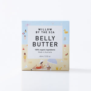 Willow by the Sea-ORGANIC BELLY BUTTER