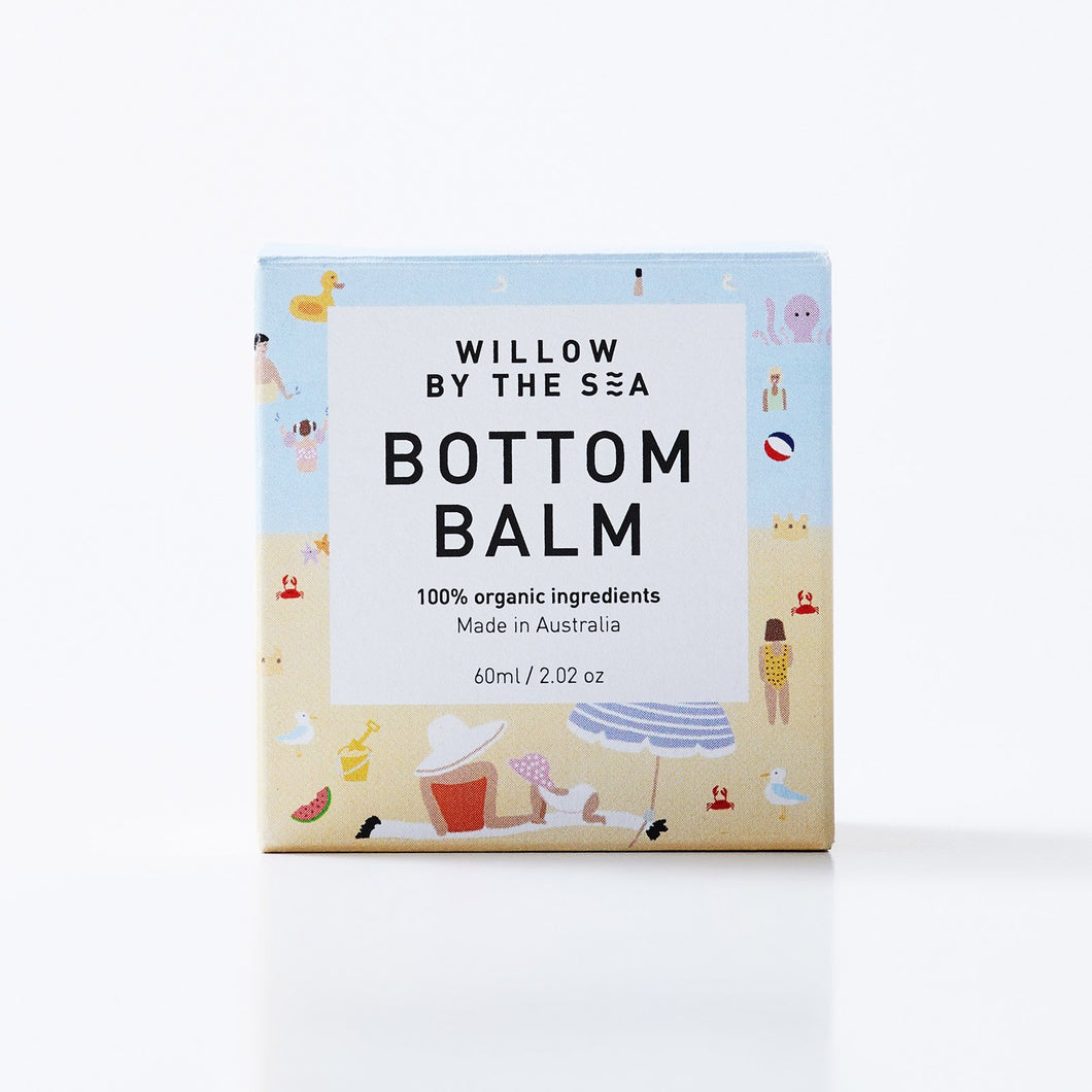 Willow by the Sea-ORGANIC BOTTOM BALM