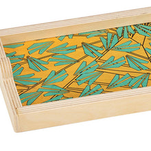Load image into Gallery viewer, Wolfum Studio- Amelia Yellow Mini Tray
