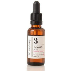 Savor Beauty-Nourish Raspberry Seed Serum