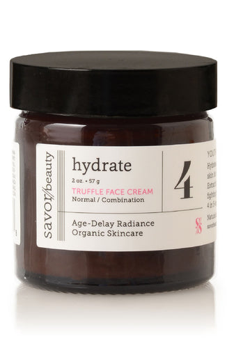 Savor Beauty- Hydrate Truffle Face Cream