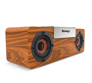 WIRELESS WOODEN SPEAKER
